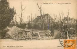 LOIVRE Le Parc Prés De L'écluse  Boulanger Ambulant - France