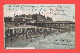 Beach Showing Pier & Métropole Brighton - Brighton