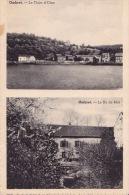 OMBRET : Le Thier D'Olne - Le Ry De Mer - Amay