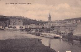 OMBRET : Chantier Jabon - Amay