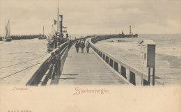 BLANKENBERGHE   ////    REF 2014 / JANV  438 - Blankenberge