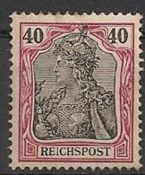 Allemagne. 1900. N° 58. Neuf * MH - Allemagne