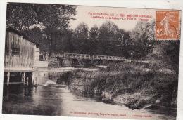 PAYNS -  Les Bords De La Seine - Le Pont De Maupas - Altri Comuni