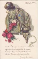 Illustr. Mauzan - Prestito Nazionale - Künstlerkarten