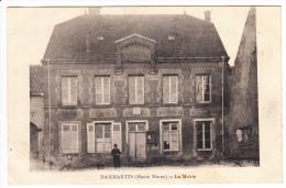 Dammartin-sur-Meuse ; La Mairie - Frankreich