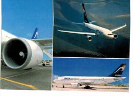 Thème -  Avion -  Sata Internacional - Airbus 310/300 - 1946-....: Moderne