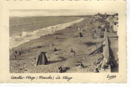 CAROLLES PLAGE -50- LA PLAGE - Frankreich