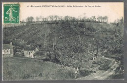SOURDEVAL - LA - BARRE . Vallée De Brouains - Le Pont De Périers . - France