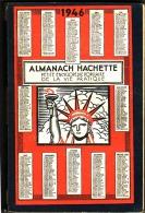 ALMANACH HACHETTE 1946 (petite Encyclopédie Populaire De La Vie Pratique) - Otros