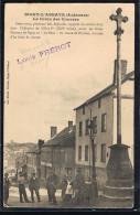 SIGNY - L'ABBAYE . La Croix Des Convers . - Other Municipalities