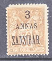 ZANZABAR   23    * - Unused Stamps