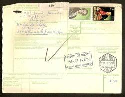 Document Van Expeditie Verzonden Van MALAGA Naar BASSERSDORF (ZWITSERLAND)  (zie 3 Scans) ! Inzet Aan 10 € ! - 1931-Aujourd'hui: II. République - ....Juan Carlos I