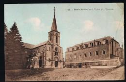 HAUTS - BUTTES . L'Eglise Et L'Hospice . - Other Municipalities