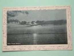 MOON KISSED WATERS ( Knight Series N° 655 ) Anno 1905 ( Zie Foto Details ) !! - Cartes Postales