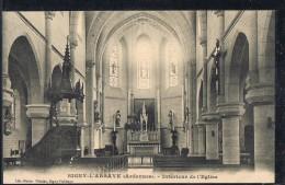 SIGNY - L'ABBAYE . Intérieur De L'Eglise . - Other Municipalities
