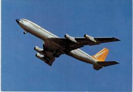 Thème -  Avion -  Werner Fredli - Boeing 707 Strato Jet - South Africa Airways - 1946-....: Moderne