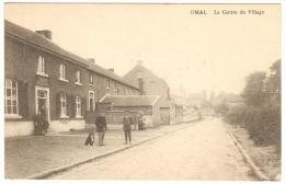 OMAL   --  Le  Centre  Du  Village - Geer
