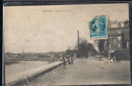 MEZIERES . Boulevard Chanzy . - Other Municipalities