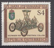 AUTRICHE Mi.nr: 1868  175.Jahre Steiermärkische Landesmuseum 1986 OBLITÉRÉS / USED / GESTEMPELD - 1945-.... 2nd Republic