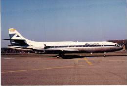 Thème -  Avion -  Collection Vilain G153 - Série Limitée à 600 Ex. - Aviaco Caravelle 10B EC BIF C/N 232 - 1946-....: Moderne