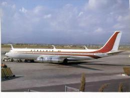 Thème -  Avion -  Collection Vilain G164 - Série Limitée à 600 Ex. - Sobelair B707 373C - PMI 79 - 1946-....: Modern Era