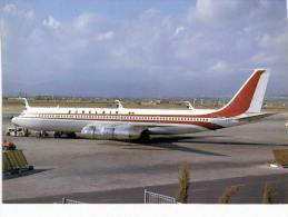 Thème -  Avion -  Collection Vilain G164 - Série Limitée à 600 Ex. - Sobelair B707 373C - PMI 79 - 1946-....: Era Moderna