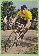 Eddy MERCKX, Faema. 2 Scans. Edition Depasse - Cycling