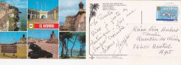 CPM Des ANTILLES NEERLANDAISES - OLD SAN JUAN -PUERTO RICO - Vues De EL MORRO - Antilles Neérlandaises