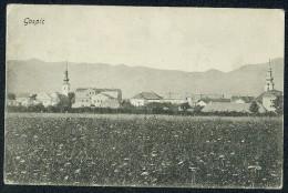 Gospic -------- Postcard Traveled - Croazia