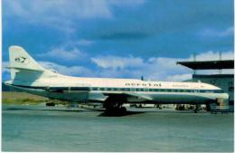 Thème -  Avion -  Collection Vilain G349 - Série Limitée à 600 Ex. - Aerotal Colombia Caravelle 6R HK 2402 CN 161 BOGOTA