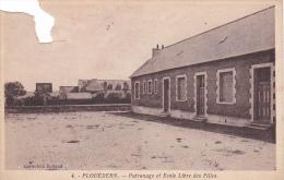22125 Plouedern -patronage Et Ecole Libre Des Filles ; Coll Rolland éd Masson Brest- ATTENTION !état! - France