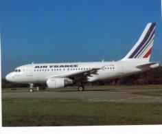 Thème -  Avion -  Collection Vilain G443 - Série Limitée à 500 Ex. - Air France A318 111 - Nantes 2003 - 1946-....: Moderne