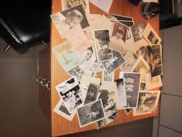 PHOTOS D'ENFANTS -LOT- Toutes époques - - Personnes Anonymes