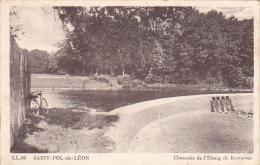 22132 SAINT POL DE LEON CHAUSSEE DE L ETANG DE KERNEVEZ  -LL 66 - Saint-Pol-de-Léon