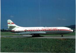 Thème -  Avion -  Collection Vilain G576 - Série Limitée à 500 Ex. - Tunis Air Caravelle 3 TS MAC C/N 209 - 1946-....: Moderne