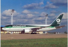 Thème -  Avion -  Collection Vilain G599 -  Série Limitée à 500 Ex. - Iraqi Airways B 767 233 - Orly 2006 - 1946-....: Moderne