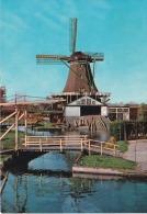Holanda--Molenland--1971--Land Of Wind--mills----Cachet-Gravenhage--a, Saint Marcel, Francia - Molinos De Viento