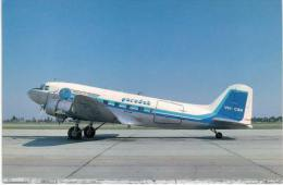 Thème -  Avion -   World Of Transport 25 - Paradak VH Can
