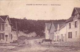 22136 CONDÉ LES AUTRY - Grande Rue - Ed Machinet - France