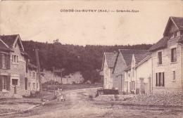22136 CONDÉ LES AUTRY - Grande Rue - Ed Machinet