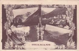 22137 Deux Cpa, Bramans , Vue Generale Redoute Autrichiens -multi Vues Multivues -CIM