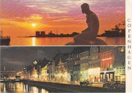 Dinamarca--Copennhagen--1978--Lan Gelinie--The Little Mermaid--a, Aude, Francia - Dinamarca