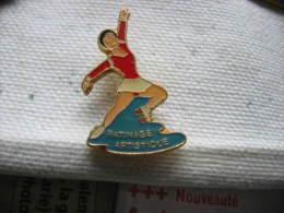 Pin´s Du Patinage Artistique. - Skating (Figure)