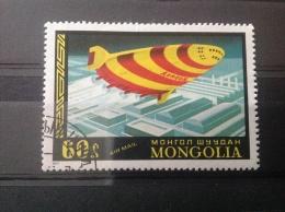 Mongolië - Zeppelins 1977 - Mongolië