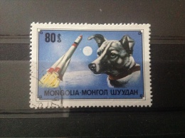 Mongolië - Honden 1978 - Mongolië