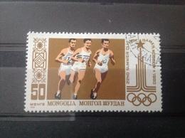 Mongolië - Olympische Spelen 1980 - Mongolië