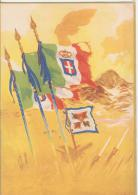 """Illustr. FERRARI - Comando Della Divisione Di Fanteria Del Gran Sasso """"La Fortissima"""" - Illustrateurs & Photographes"""