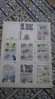 Mini Récit Mini Bibliothèque N° 303 Spirou N° 1347 Le Twist à Bobo Deliège Rosy Non Monté - Spirou Magazine