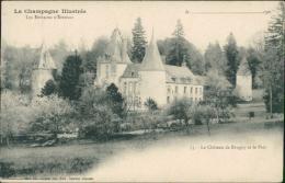 51 BRUGNY VAUDANCOURT / Brugny-Vaudancourt, Le Château De Brugny Et Le Parc / - Frankrijk