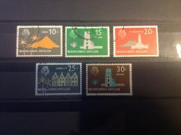 Nederlandse Antillen - Serie Landschappen 1958 - Antillen